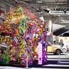 Manish Arora pour Alcantara – Mondial de l'automobile