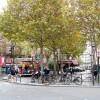 La rue des Martyrs- rue des métiers de bouche