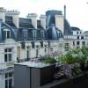 La terrasse du Warwick Champs-Elysées