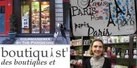 Une boutique … une histoire : Paris gourmands