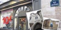 un jour, une rue … la rue des Archives