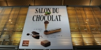 Salon du Chocolat Paris 2011 : c'est parti !