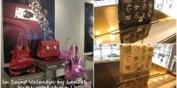 Lancel réinvente ses modèles vintage – 135 ans , ça se fête !