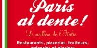 Les gagnants du livre «Paris al dente »  : il était temps !