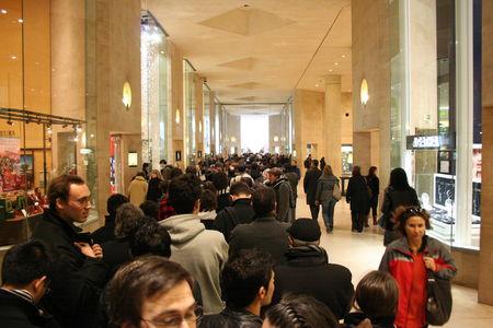 Apple Store Carrousel Du Louvre J 39 Y Tais The