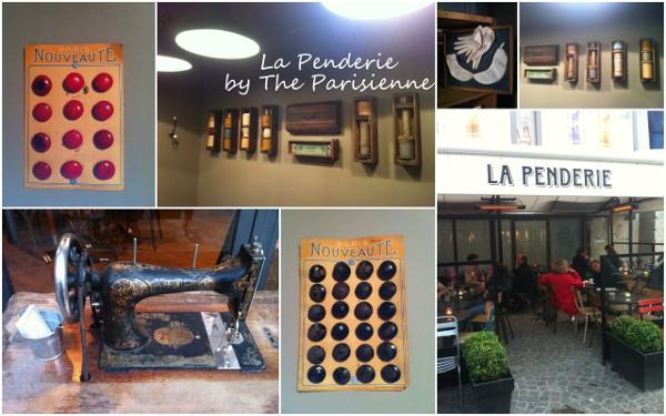 Penderie Restaurant Paris