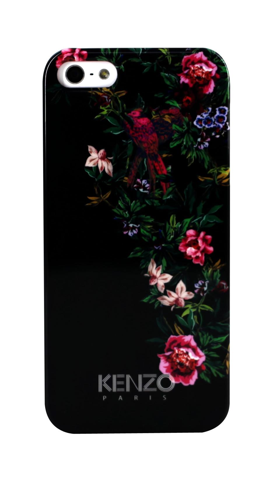 un iphone5 c 39 est une coque kenzo qu 39 il vous faut the parisienne. Black Bedroom Furniture Sets. Home Design Ideas