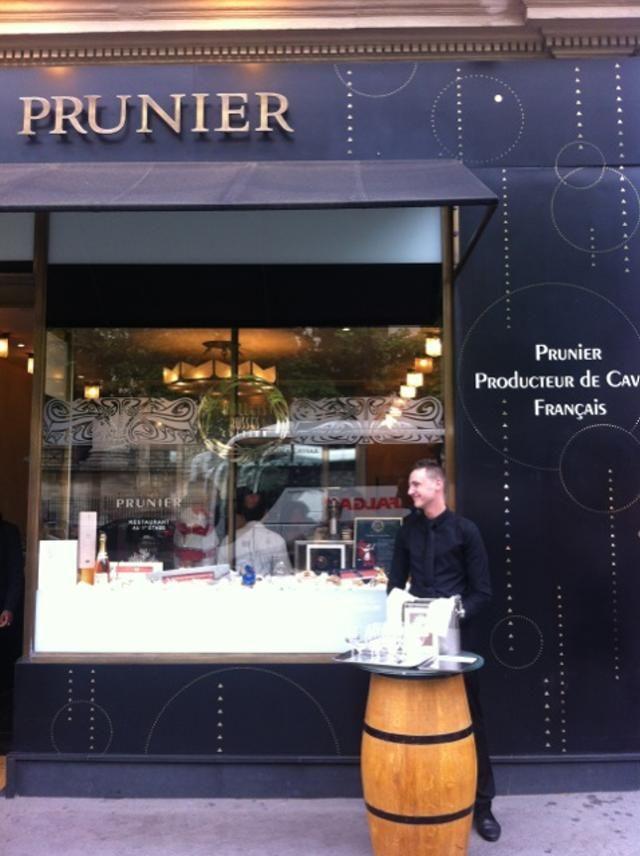 Les sandwichs prunier dans the parisienne prunier - Quand tailler un prunier ...