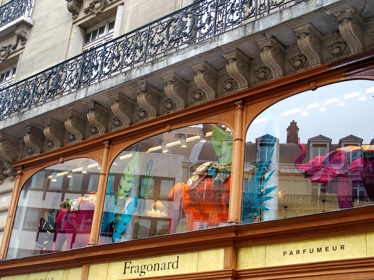Fragonard ann e capitale the parisienne - Fragonard boutique paris ...