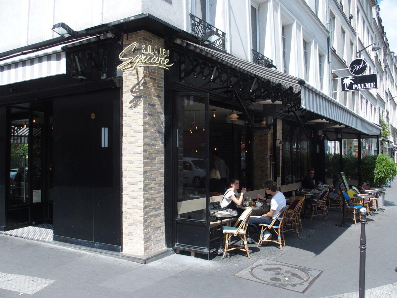 Le Xiveme Restaurant Paris